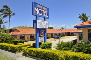 Yamba Twin Pines Motel is the best location in town