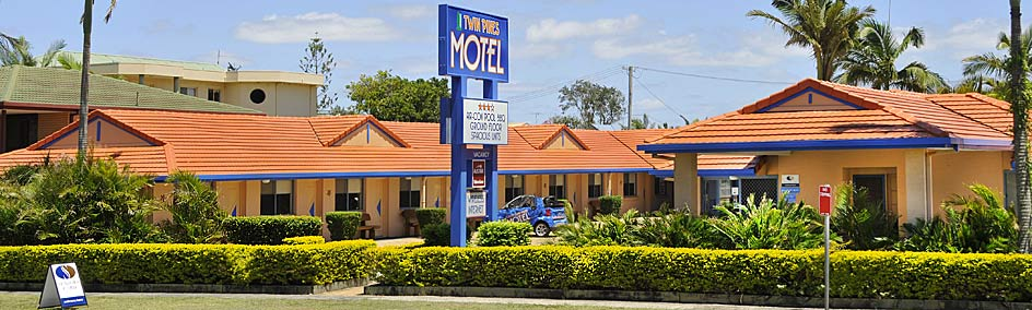 Welcome to Yamba Twin Pines Motel, Yamba NSW
